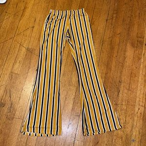 Striped Pants Shein